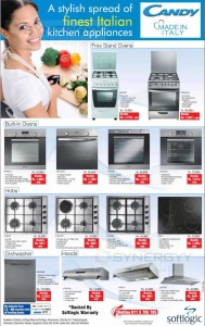 Candy - Finast Italian kitchen appliances in Sri Lanka