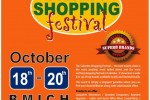 Colombo Shopping Festival – 18th to 20th October 2013 at BMICH