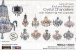 Crystal Chandeliers for Rs. 25,000.00 Upwards in Sri Lanka