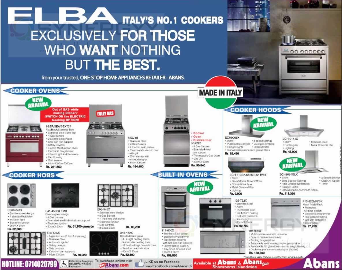 Kitchen Appliances Best Prices in Sri Lanka