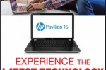 HP-Pavilion 15 for Rs. 89,900.00 from Abans