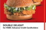 KFC Sri Lanka Buy 1 Get 1 Free Promotion for HSBC Credit Card – from 21st Oct to 18th Nov 2013