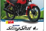 Suzuki Sling Shot Plus for Rs. 299,600.00 VAT Inclusive