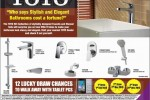 Toto Stylist Bathroom Fittings Now at Abans – October 2013