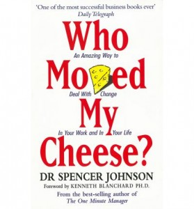 Who Moved My Cheese Book now for USD 7.90 after 40% Discount