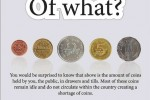 2.3 Billion Coins are Idle to Sri Lanka Economy