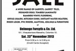 50% off at Delmege Forsyth Seasonal sale – only on 23rd November 2013