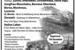 8 Day tour to Switzerland Italian Lakes for Rs. 239,000.00 Per person