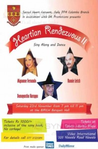 Heartian Rendezvous II on 23rd November 2013