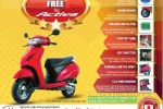 Honda Activa Motorcycle for Rs. 229,500.00 in Sri Lanka