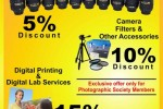 Photo Technica Special promotions for Nikon Camera Lenses and Accessories – Nov/ Dec 2013
