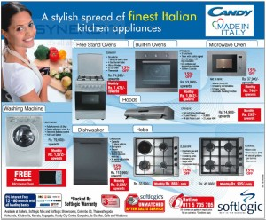 Softlogic Candy Branded Home Appliances in Sri Lanka – Pre Christmas Seasonal Sales