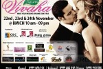 Vivaha – Wedding Exhibition in BMICH, Colombo – 22nd to 24th November 2013