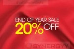 20% off at Cotton Collection – 30th & 31st December 2013