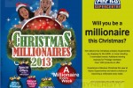 Arpico Supercentre Millionaire – Valid till 9th January 2013