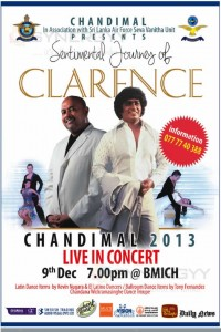 CHANDIMAL 2013 Live in Concert 2013 at BMICH