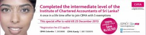 Chartered Accountant Exemptions for CIMA Professional Qualification