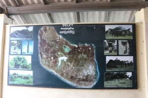 Delft Island Map