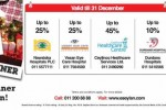 Discount upto 45% from Seylan Bank for your Medical Check-up till 31st December 2013