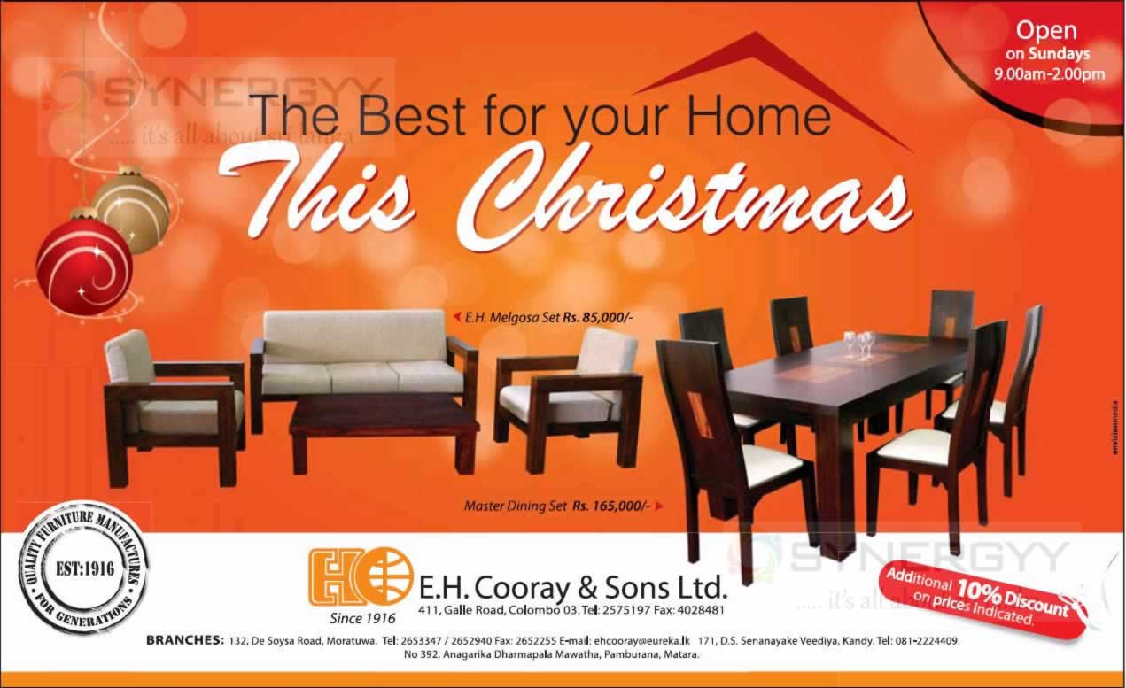 eh cooray furniture decoration access