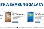 Samsung Galaxy Note & Tab Special Prices for December 2013