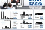 Samsung Home Theater System for sale – December 2013