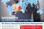BA (Hons) International Business Management – Bachelor Degree Programme from APIIT Business School