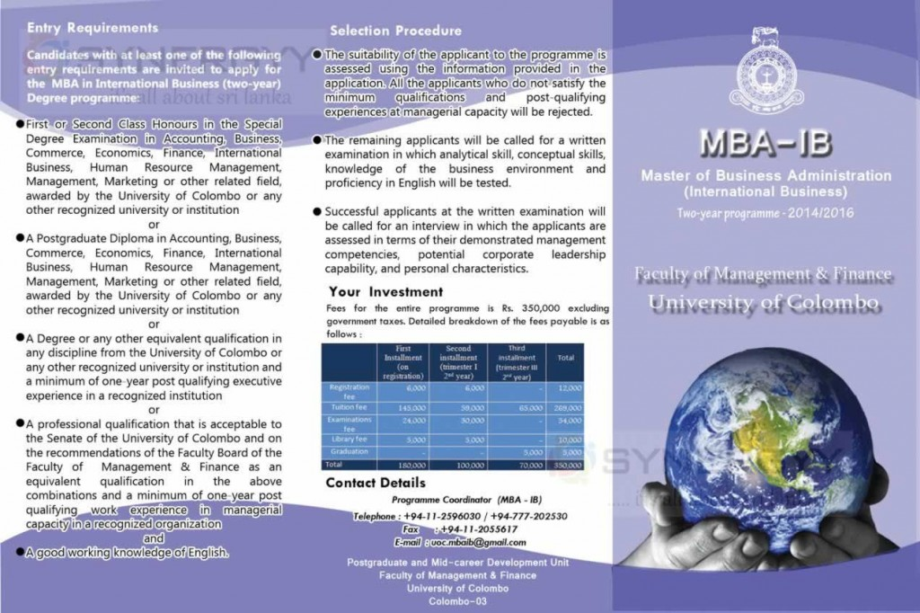 Mba International Business Projects Pdf