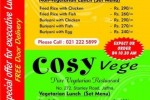 Indian, Chinese, Jaffna Vegetarian & Non Vegetarian Restaurant in Jaffna