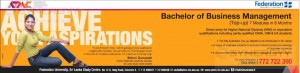 Bachelor of Business Management Top-up Module for 8 Months - Australian Technical and Management College