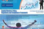 Capital Markets: Policy, Regulatory and Compliance Framework of 2 days workshops