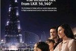 Emirates offer to travel Dubai for Rs. 56,340.00 Upwards with Visa