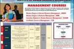 Institute of Human Resource Advancement (IHRA) University of Colombo – Management Courses 2014