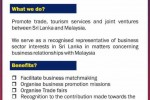 Are you doing Business with Malaysia Join Sri Lanka – Malaysia Business Council Today