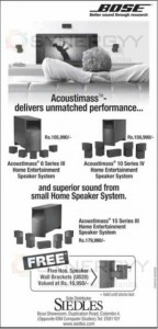 Bose home theatre system from Rs. 105,000.00 Upwards in Srilanka