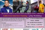 Cabin Crew Interview Training – 4 Day Workshop