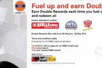 HSBC Fuel up and earn Double Rewards – till 26th May 2014