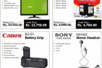 Metropolitan offers for Computer accessories and Camera accessories