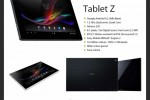SONY Tablet Z Price in Sri Lanka – Rs. 96,000.00 – March 2014