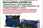 YAMAHA Generators for Rs. 75,000.00 Upwards – March 2014
