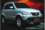 Zotye Nomad II for Rs. 2,990,000.00 (Including VAT) – March 2013