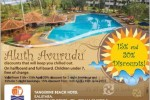 Aluth Avurudu Tangerine Beach Hotel; Discounts Upto 20% till 15th April 2014