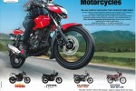 Bajaj Motor Cycles – Srilanka from David Pieris Motor Company Limited – April 2017