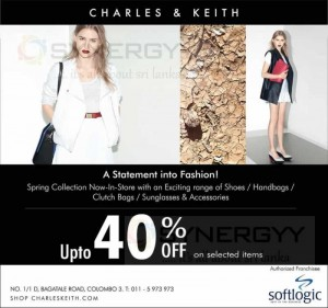Charles & Keith Spring Collection Now-in-Store