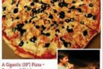 Harpos Pizza – Gigantic Pizza for Rs. 3,700.00