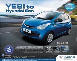Hyundai Eon Now in Srilanka