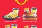 McDonald's Happy Meal – Food + Free Toy in Srilanka