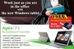 Acer Aspire P3 – Windows Tablet in Srilanka – Price Rs. 119,900.00