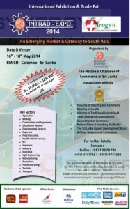 Arogya 2014 Medical Health Exhibition at BMICH from 16th to 18th May 2014