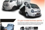 Kia K2700 – Small Lorry for Rs. 2,688,000.00 (All Inclusive) from Kia Motors